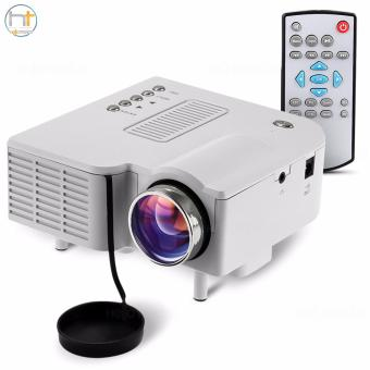 UC28 Unic Portable Mini Ultra HD Projector Cinema Streaming (White) Price Philippines