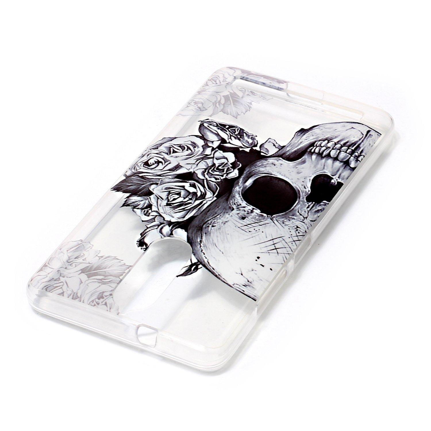 ... Ueokeird Protective Anti-Scratch Crystal Shock Proof Soft Thin TPUPhone Case Cover For Lenovo Vibe ...
