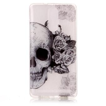 Philippines   Ueokeird Protective Anti-Scratch Crystal Shock Proof Soft Thin TPUPhone Case Cover For Lenovo Vibe K5 Note - intl Cheapest Price