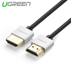 UGREEN 1.5m High Speed HDMI Cable with Ethernet Gold Plated ZincAlloy Case Support 4K*