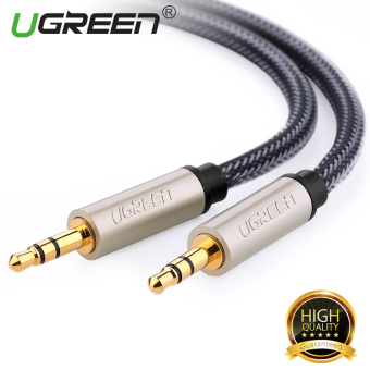 UGREEN 3.5mm Male to Male Auxiliary Aux Stereo HiFi Cable (1.5m) -