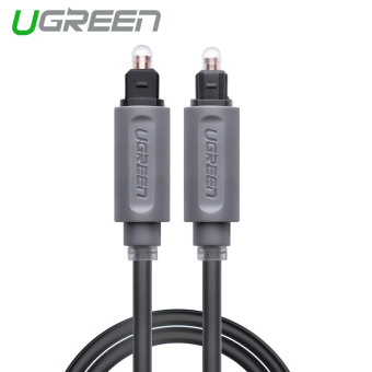 UGREEN Digital Optical Audio Cable Toslink SPDIF Coaxial Cable (2m)