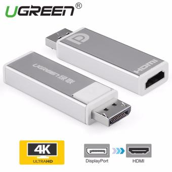 UGREEN Display Port DP to HDMI Adapter Support 4K*2K for MonitorProjector TV Laptop