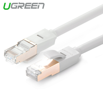 UGREEN High Speed Cat 7 RJ45 Ethernet Lan Network Cable (1.5m) Grey