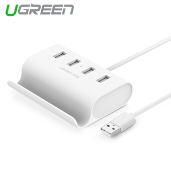 UGREEN USB 2.0 4 Ports HUB with Cradle for PC Laptop (0.5m) Price Philippines