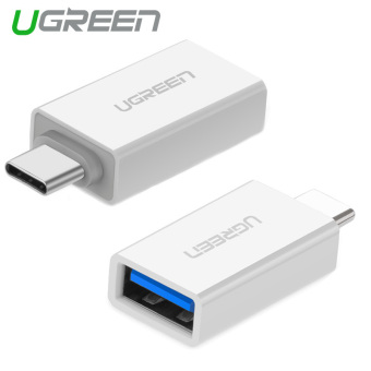 UGREEN USB-C Type C Male to USB 3.0 Female Adapter with OTGFunction (White) Price Philippines