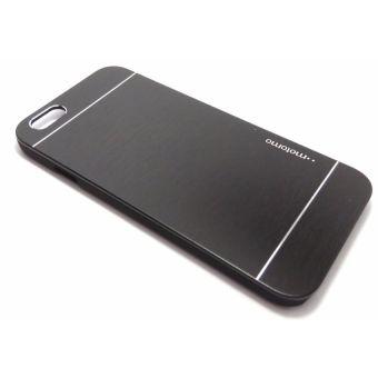 Ultra Sleek Metal Case for Apple iPhone 6 (Black)