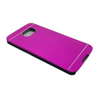 Ultra Sleek Metal Case for Samsung Galaxy S6 (Pink) - picture 2