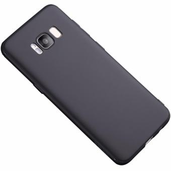 Ultra Slim Anti-Slip TPU Cellphone Case with 2 Full 3D ScreenProtector for Samsung Galaxy S8 - 3