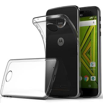 Ultra Slim Case for Motorola Moto Z Play Soft TPU TransparentProtector Cover - intl