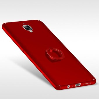 Ultra Slim Fit Hard PC Snap-On Case Cover for OnePlus 3T - Red -intl - 2