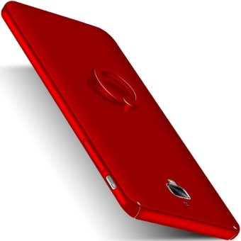 Ultra Slim Fit Hard PC Snap-On Case Cover for OnePlus 3T - Red -intl