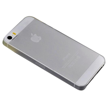 Ultra Thin 0.3mm Back Hard Case for Apple iPhone 5 5S (Grey)