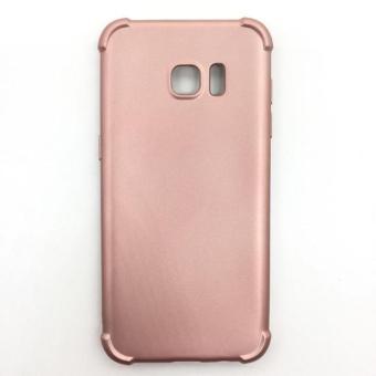 ORIGINAL 360 DEGREE SLIM FIT CASE FOR SAMSUNG GALAXY S7 EDGE ROSE GOLD. Ultra Thin