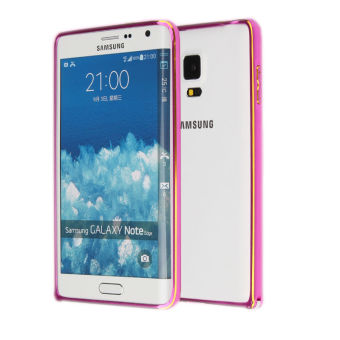 Ultra Thin Case Luxury Cover for Samsung Galaxy Note edge N9150(Rose)
