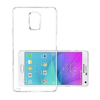 Ultra-thin Silicon Back Cover Clear Plain Lightweight Protective Soft TPU Rubber Skin Case for