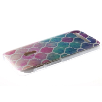 Ultra Thin Soft TPU Phone Back Case Cover For Asus Zenfone 5(Diamond) - 4