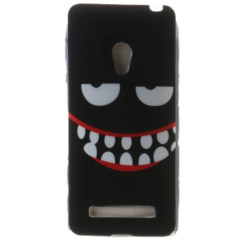 Ultra Thin Soft TPU Phone Back Case Cover For Asus Zenfone 5(Smile)