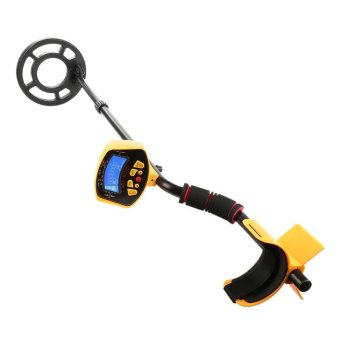 Underground Coins Gold Metal Detector Digger Treasure Hunter Tracker LCD - intl