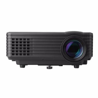 Unic RD-805 Mini LED 800 Lumens Projector (Black)