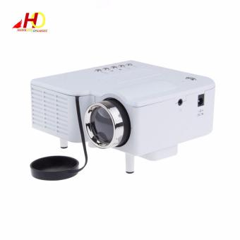 Unic UC28 Portable Mini Ultra HD Projector Cinema Streaming (White) Price Philippines
