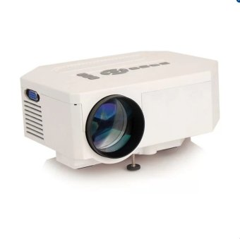 Unic UC30 Mini Portable Projector (White)