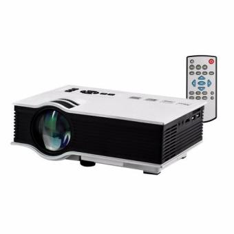 Unic UC40 Mini Portable Projector (White)