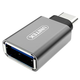 Unitek USB 3.1 Type C to Type A Adaptor Y-A025CGY - 3