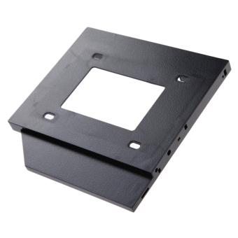 Universal 2.5 2nd 9.5mm Ssd Hd SATA Hard Disk Drive HDD Caddy Adapter Bay F - 5