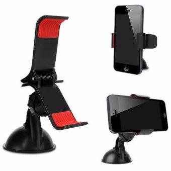 Universal Car Holder for Smartphone (Black) - 3