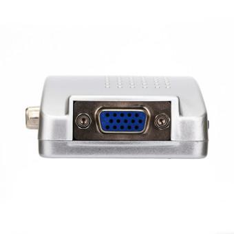 Universal Converter PC VGA to TV AV RCA Signal adapter converter - 3