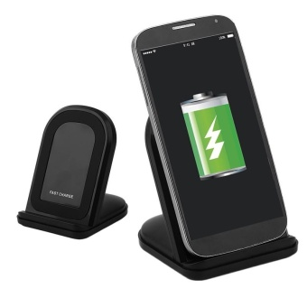 Universal Fast Charging holder dock Wireless Charger For AndroidIOS Phone - intl