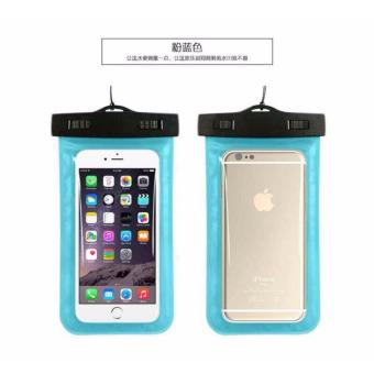 Universal Waterproof Cellphone Case (Blue) Price Philippines