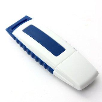 USB 2.0 Flash Memory Stick Storage Thumb Pen Drive U Disk 4GB (Blue)
