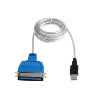 Usb to parallel ieee 1284