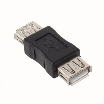 Usb 2.0 Type A Female To A Female Adaptor