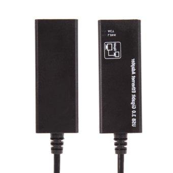 USB 3.0 to 10/100/1000Mbps Gigabit RJ45 Ethernet LAN NetworkAdapter - intl - 4