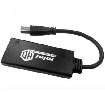 USB 3.0 To HDMI HD 1080P Video Cable Adapter Converter For PC Laptop - intl