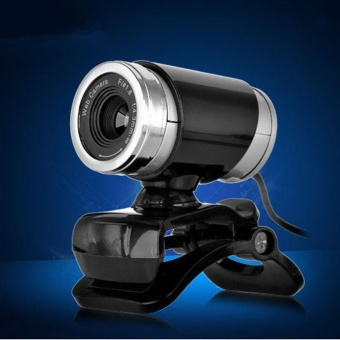 USB 50MP HD Webcam Web Cam Camera for Computer PC Laptop Silver -intl