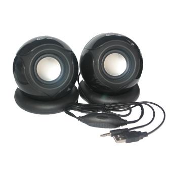 USB Speaker for Computer (Black)