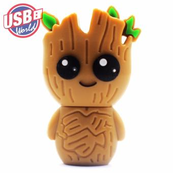 USB World Action Figure Baby Groot Guardians of the Galaxy 64GB USBRubber Flash Drive Price Philippines