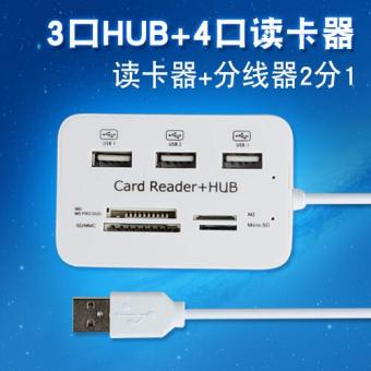 Usb3 high-speed multi-one universal Card Reader