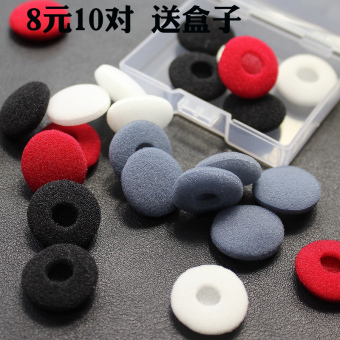 V & Z headset sponge earplugs sets headset sponge earplugs Cotton