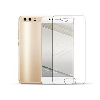 V2.5D Curved Full Cover Screen Protector Tempered Glass For Huawei P10#1 - intl