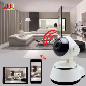 V380 Home Wireless Smart Security Surveillance IP Camera (White)