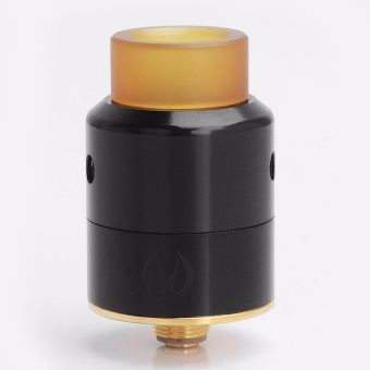 Vandy Vape Pulse 22 BF RDA Rebuildable Dripping Atomizer - Black,Stainless Steel, 22mm