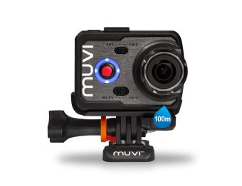 Veho Muvi K-Series K-2 NPNG Wi-Fi Handsfree Action Camera