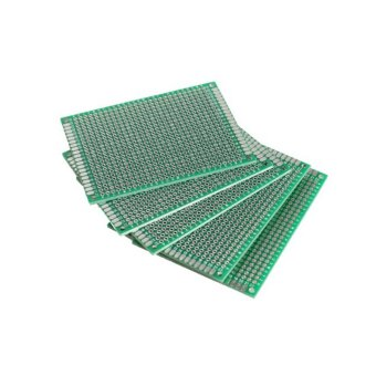 Velishy Universal Double-Side PCB Prototype Glass Fiber (Green) - picture 2
