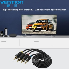 Vention 3.5mm to 3 RCA Audio Cable Adapter Male to Male Jack Speaker Cable 1.5