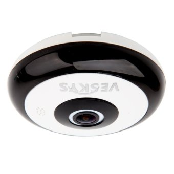 VESKYS 360 Degree HD Full View IP Network Security Wi-Fi Camera - intl